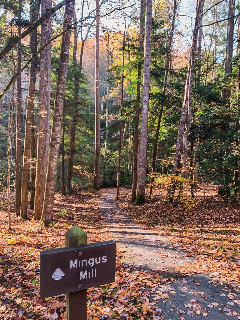 mingus mill trail