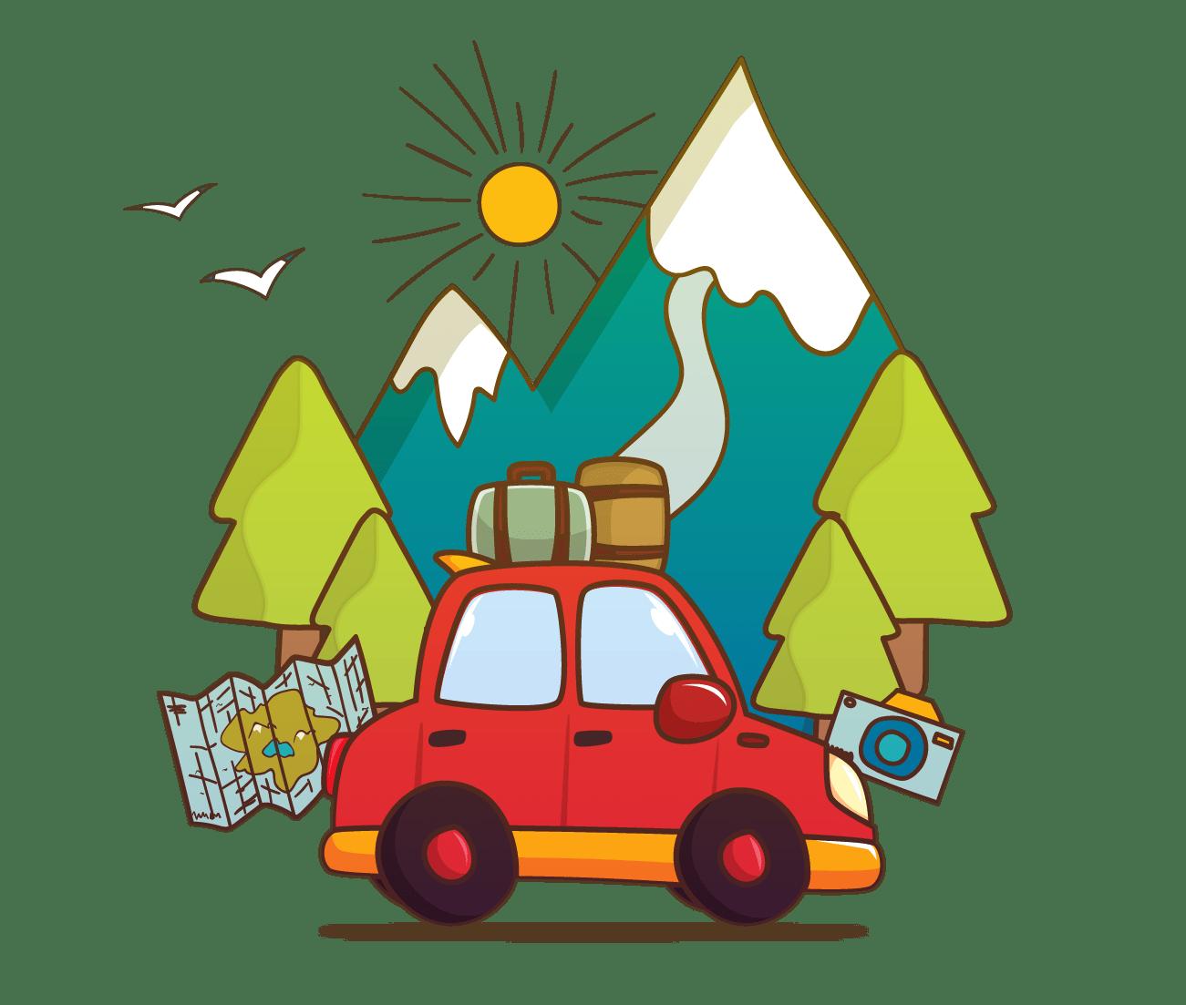 road trip essentials checklist