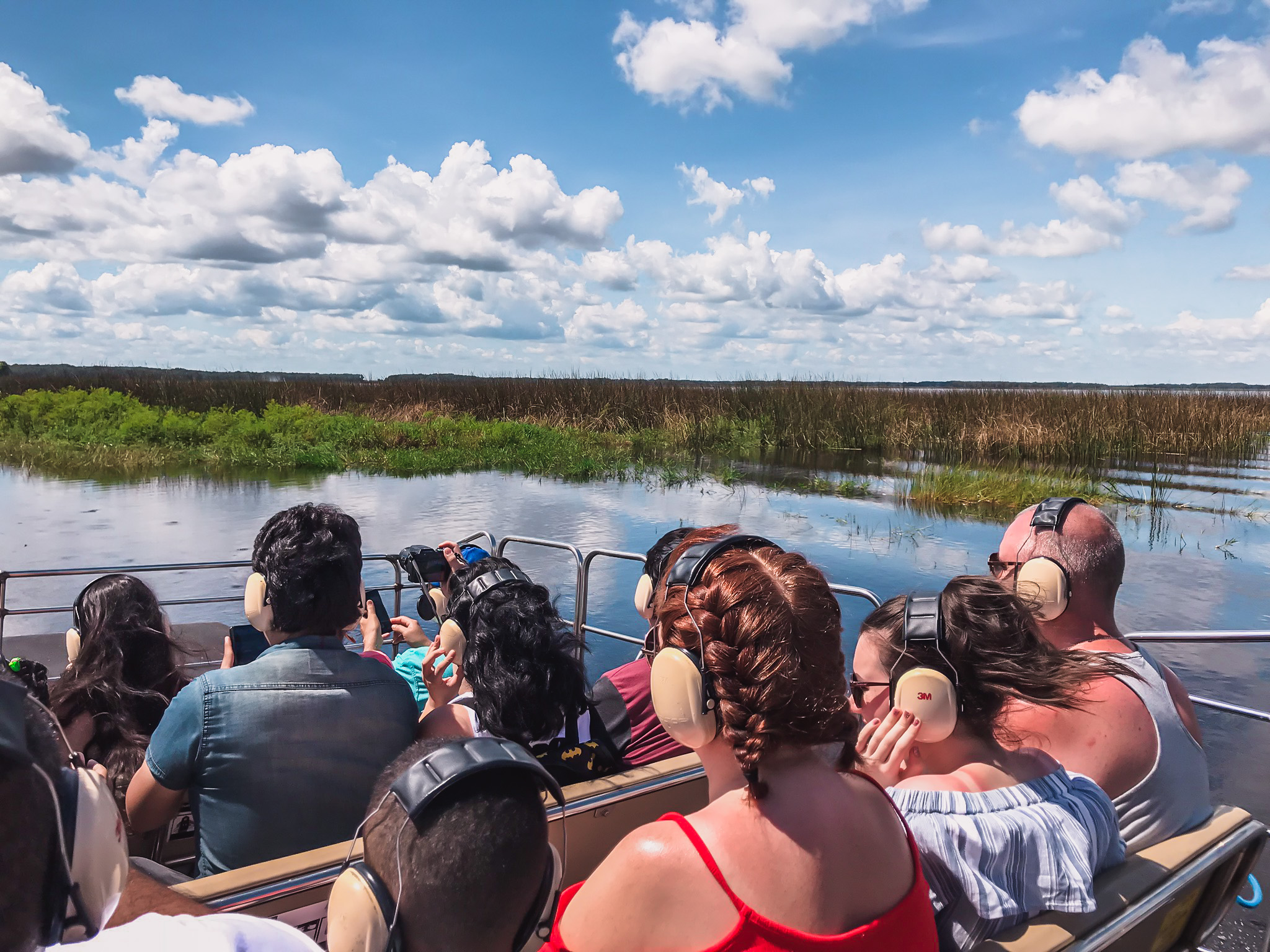 airboat rides on the everglades adventure travel