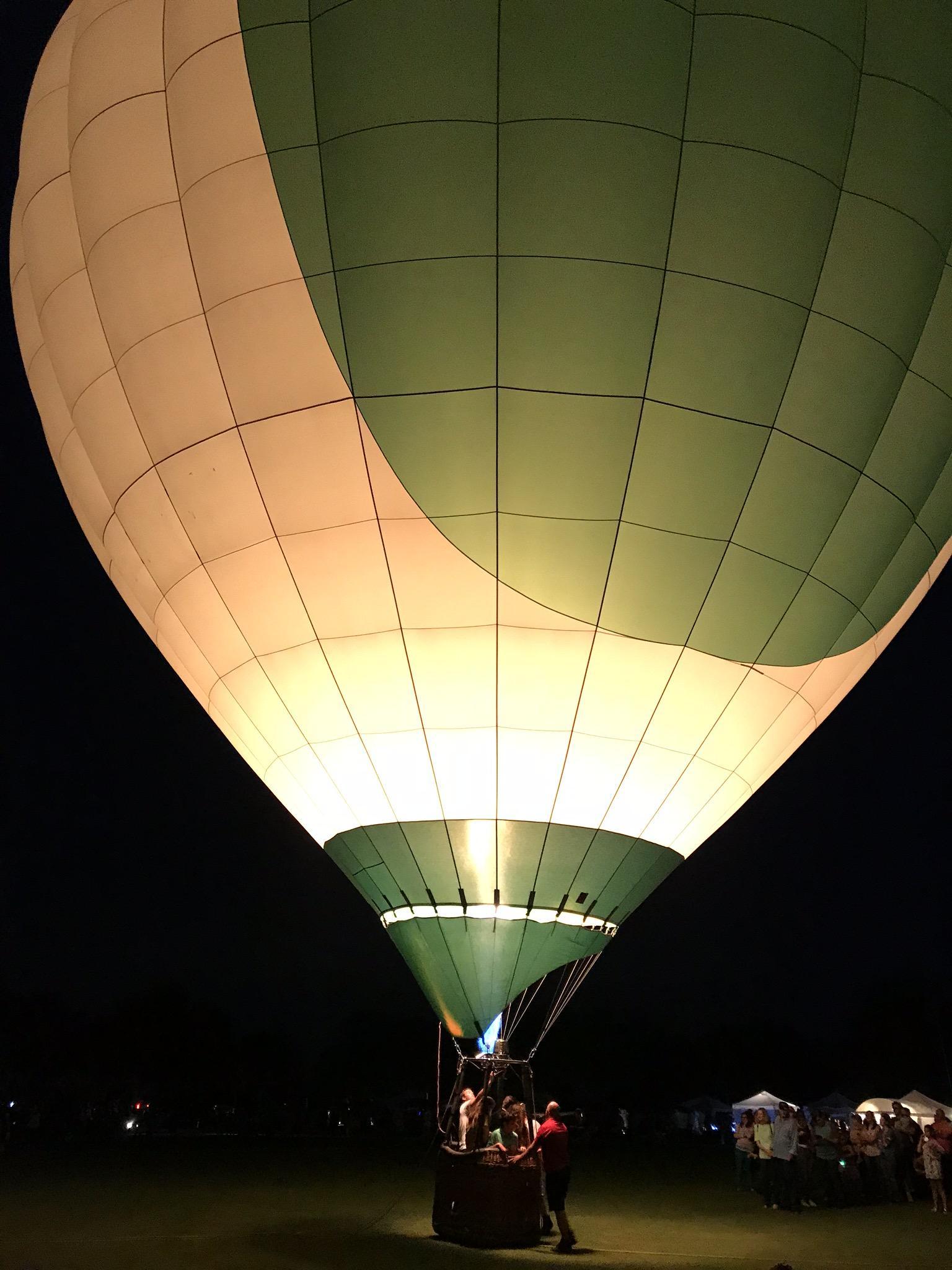hot air balloon rides in central florida