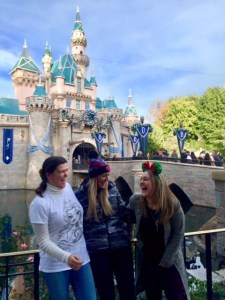 Embarrassing Moments at Disneyland with Friends