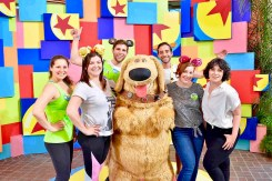 Pixar Fest Meet and Greet - Dug