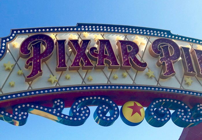 What's New at Pixar Pier? Part 1 – The Adventure