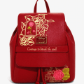 BoxLunch exclusive Beauty and The Beast mini backpack.