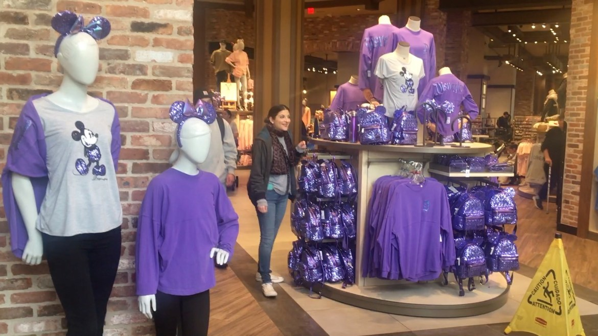 The ENTIRE New Disneyland Potion Purple Collection 2019