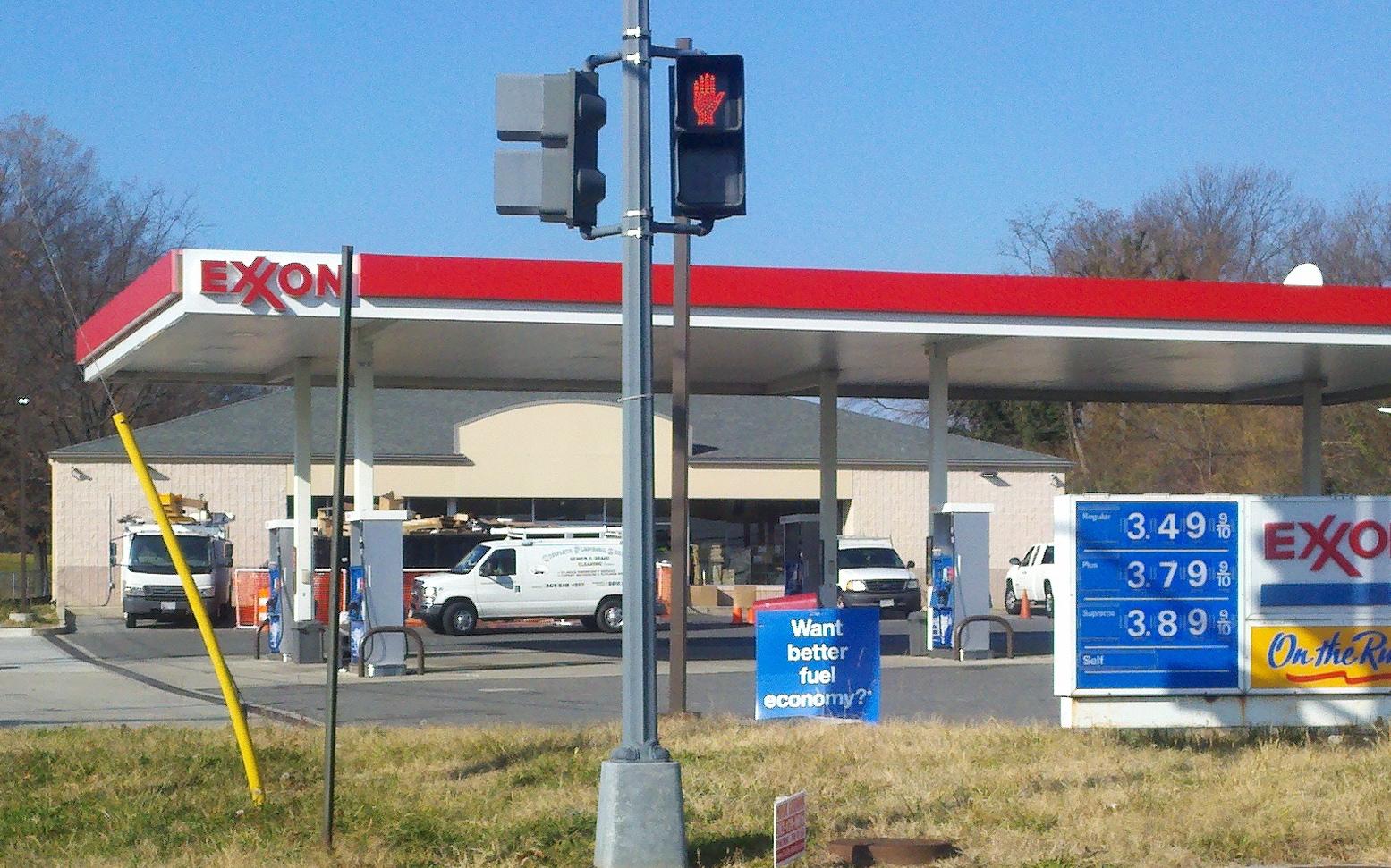 Exxon 7 Eleven