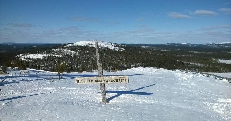 Top 5 tips to a Skiing holiday with kids in Salla, Finland Lapland