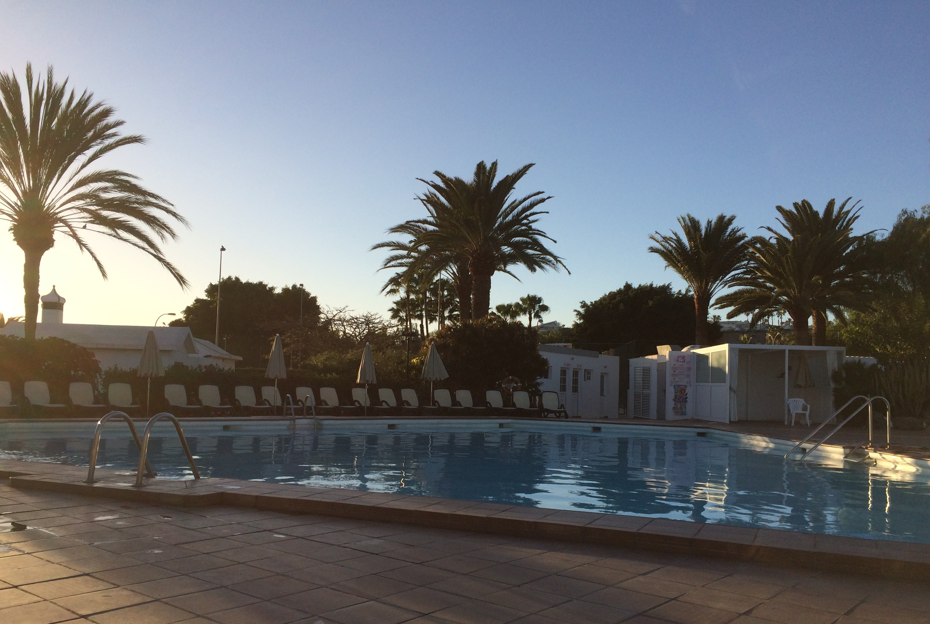 Top 5 things to do in Gran Canaria: fun at the pool