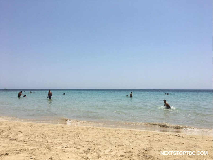 South Puglia Beach