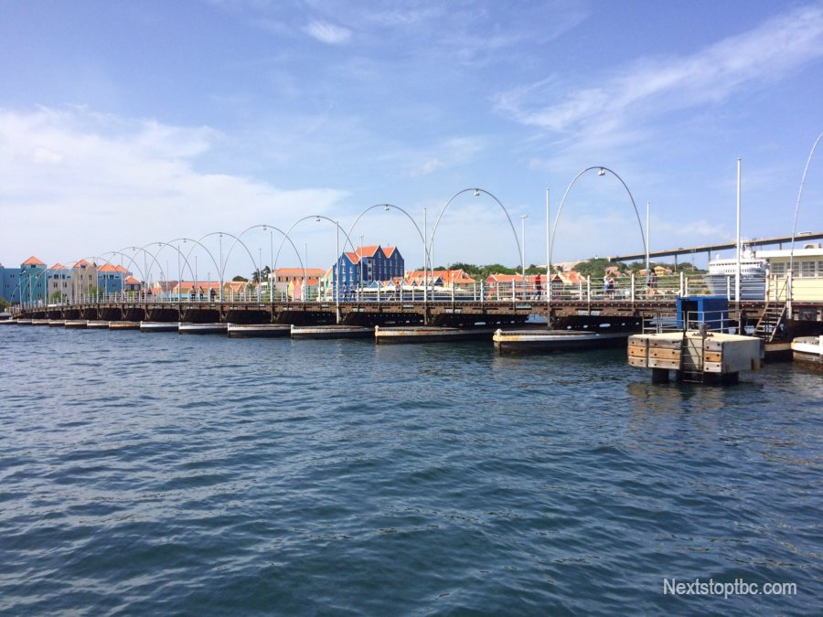 Curacao Queen Emma Bridge