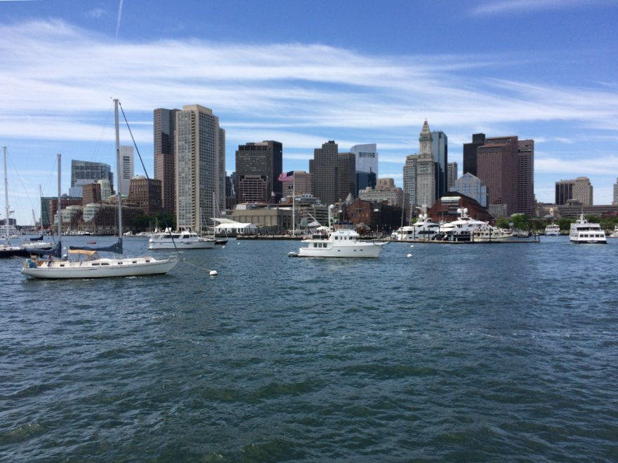 12 Hours in Boston – 1 Day Itinerary and Walking Tour Map