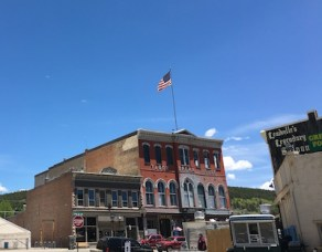 Leadville main street