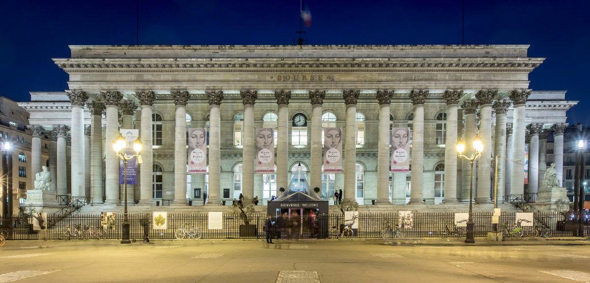 De Salon du dessin 2019 in Palais Brongniart