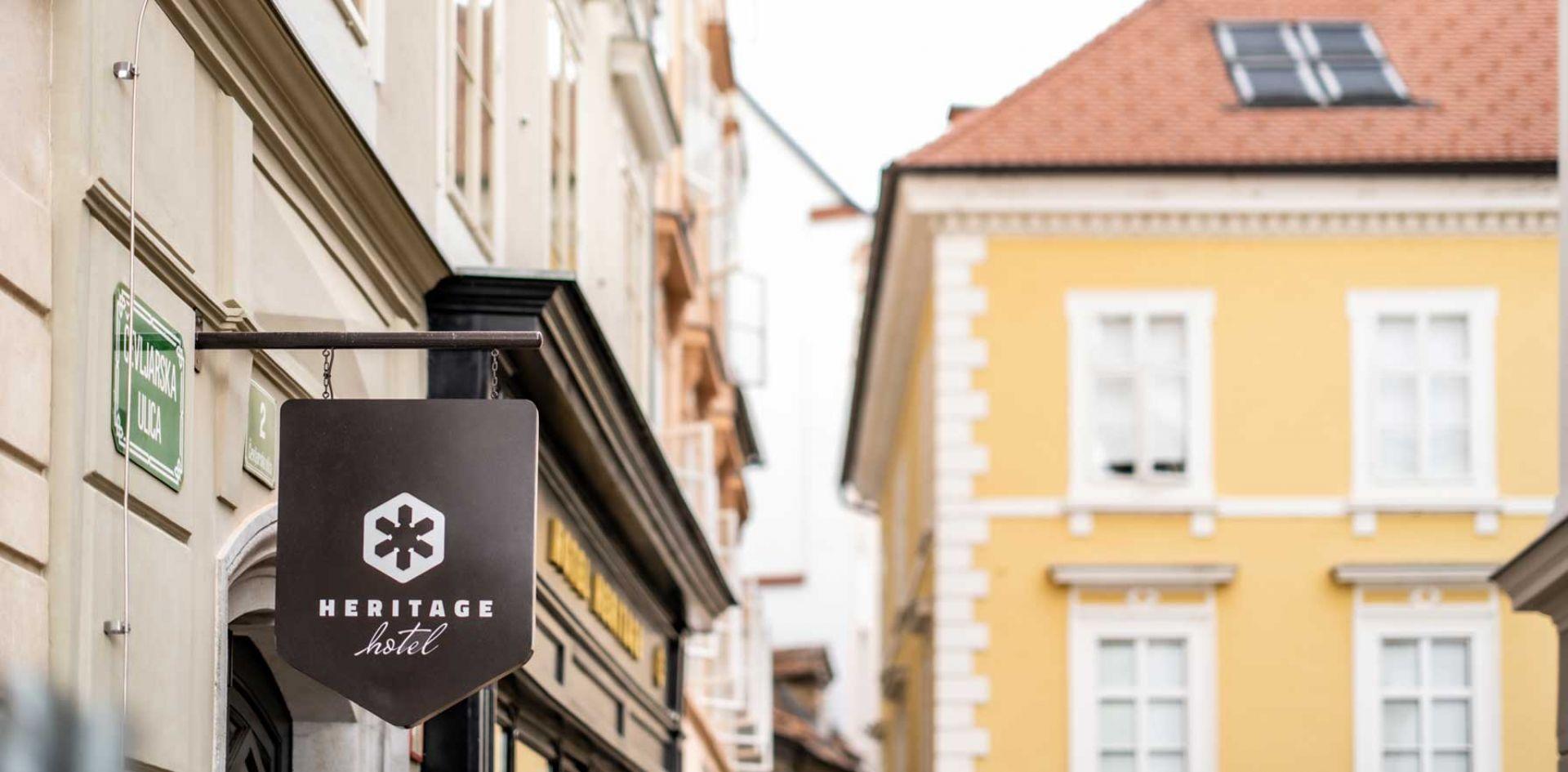 Boetiekhotel in Ljubljana