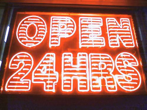 open-24hrs