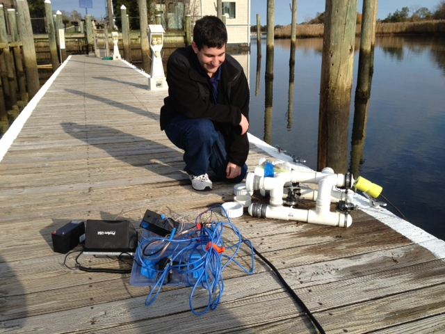 ROV Data Collection (1/4)