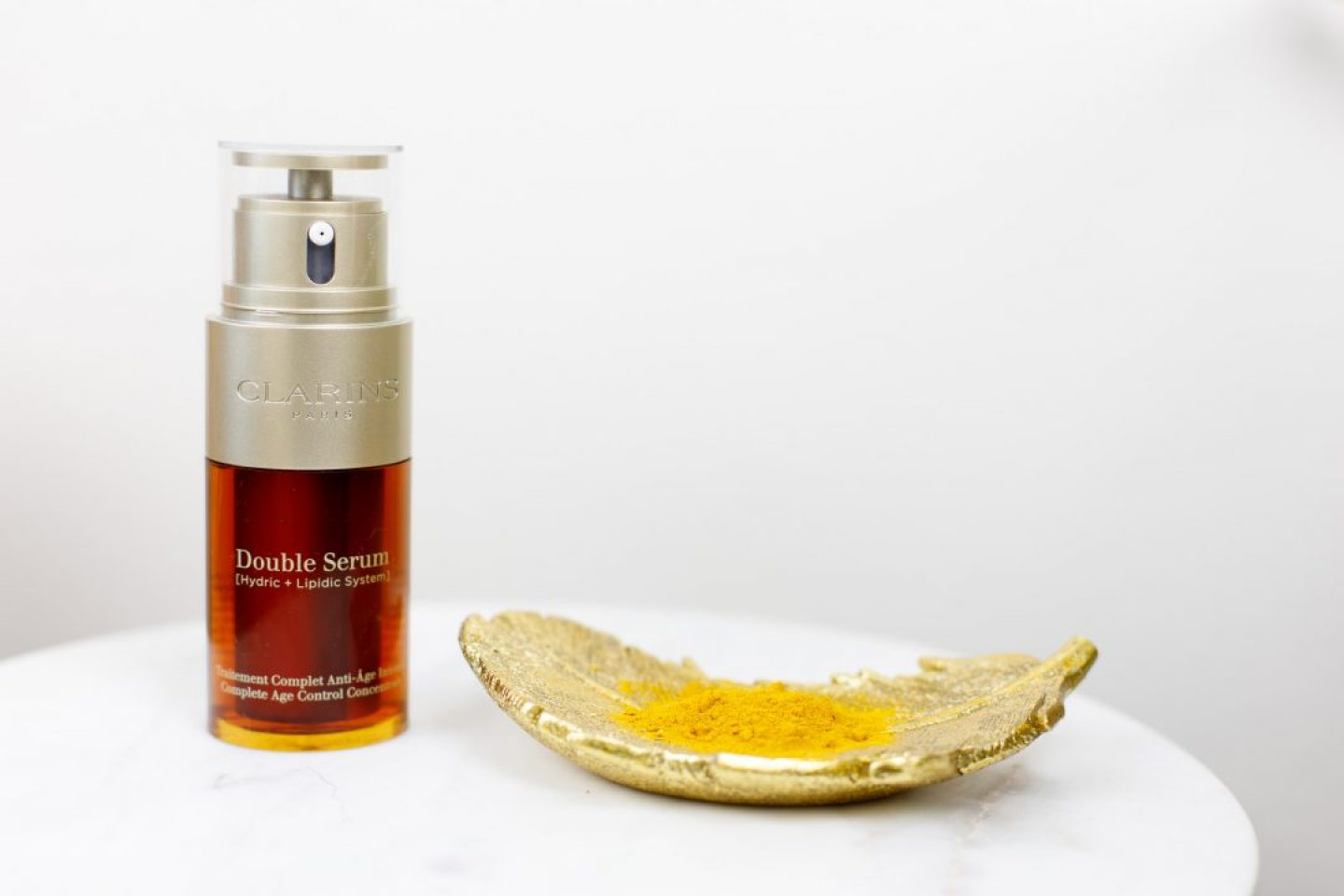My Latest Skincare Find: Clarins Double Serum