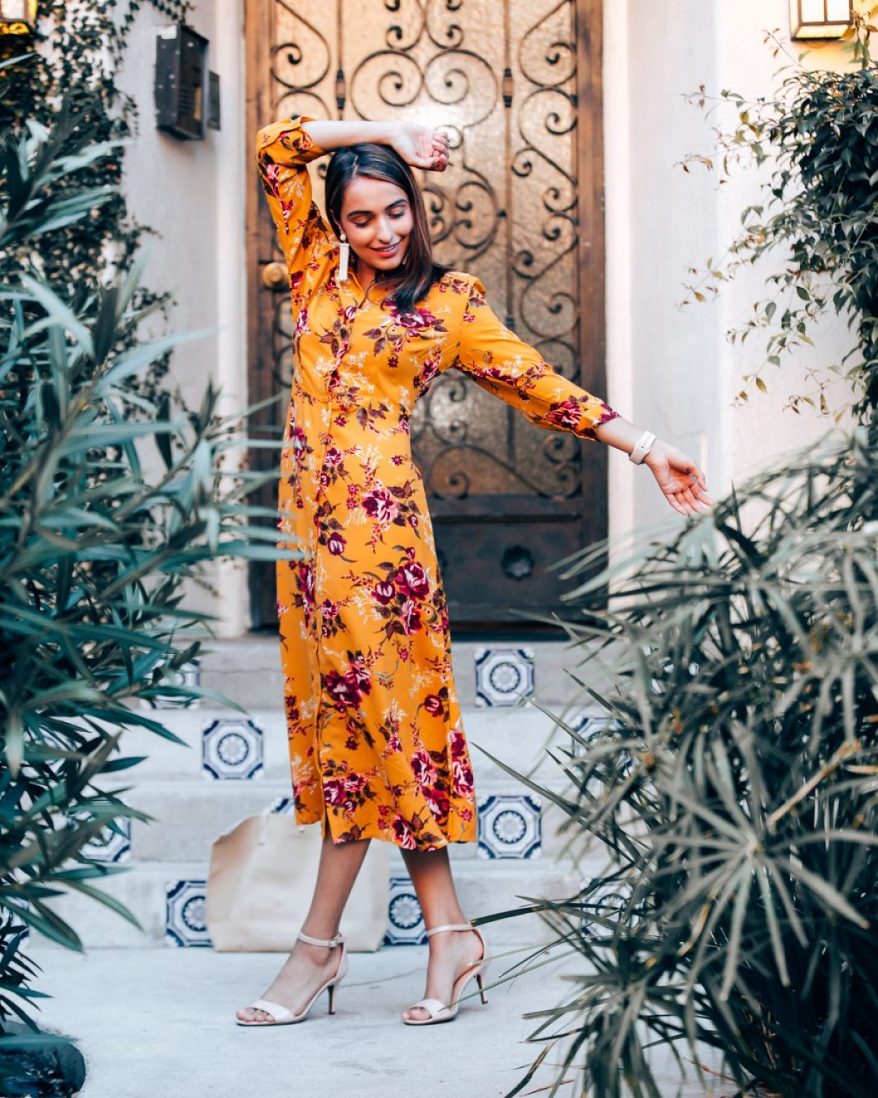 LA based fashion and beauty blogger shares her favorite fall fashion trends with walmart.
