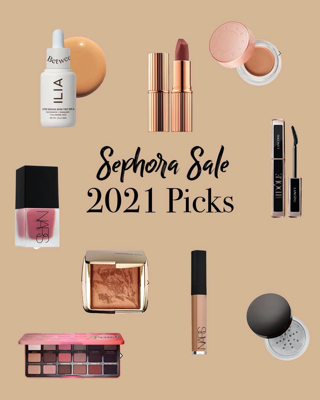 Nita mann shares her picks from the sephora sale