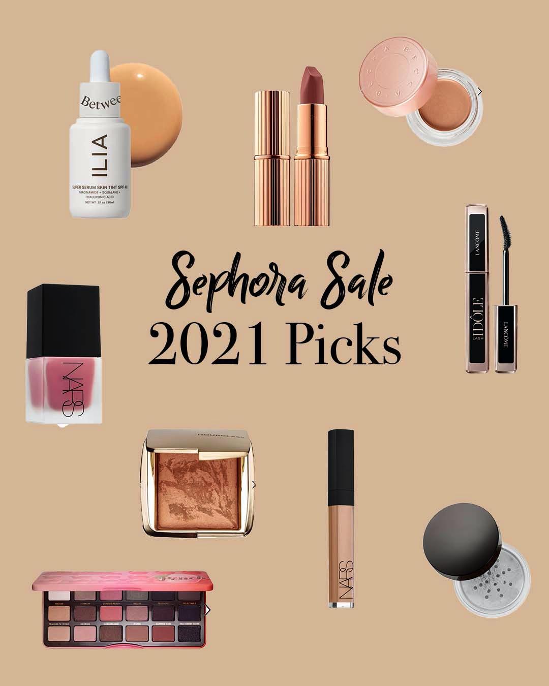 Nita mann shares her picks from the sephora sale