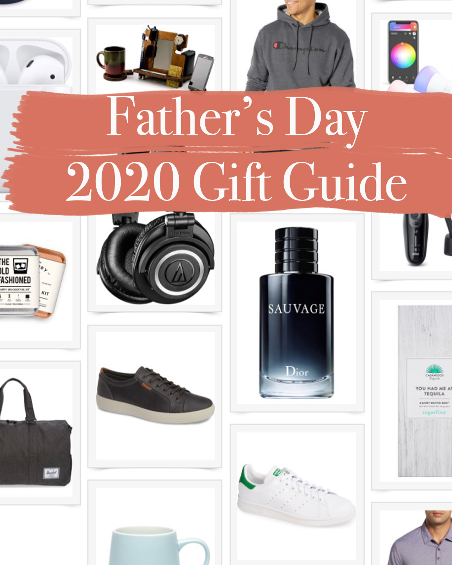 Nita Mann shares her gift ideas for Father's Day in 2020