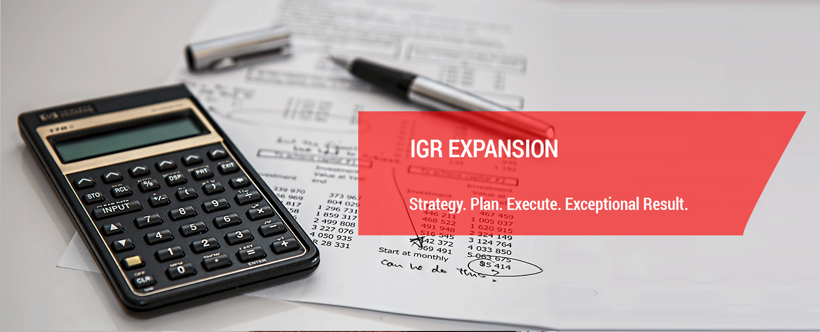 igr expansion