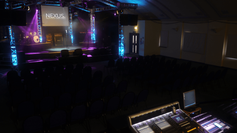 Nexus ICA Facilities - The Performance Hall