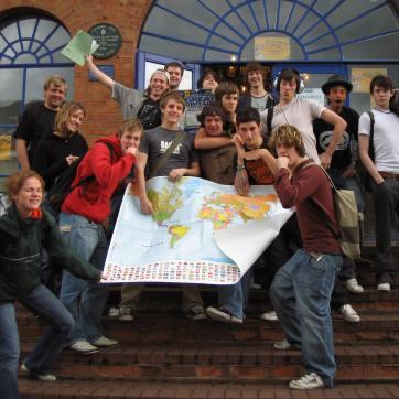 Nexus ICA Students