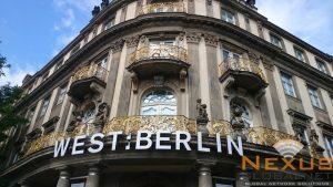 West Berlin Building