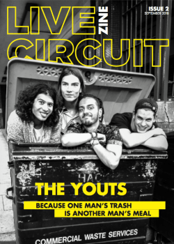 Live circuit issue 2 cover