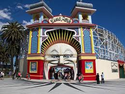 Luna Park Melbourne Temporarily suspended