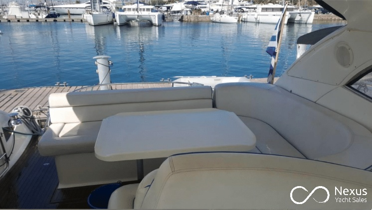 Image of BMB 42 Sport yacht #15