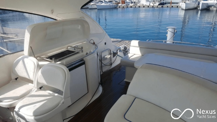 Image of BMB 42 Sport yacht #12