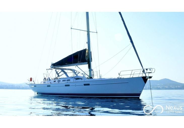 Image of Beneteau 57 yacht #2