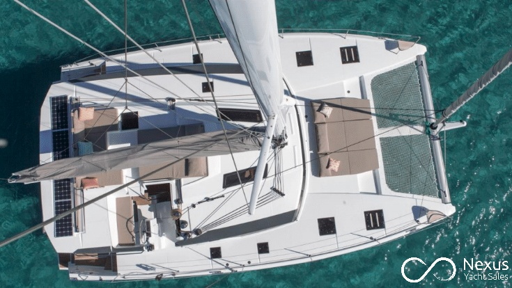 Image of Fountaine Pajot Saona 47 yacht #7