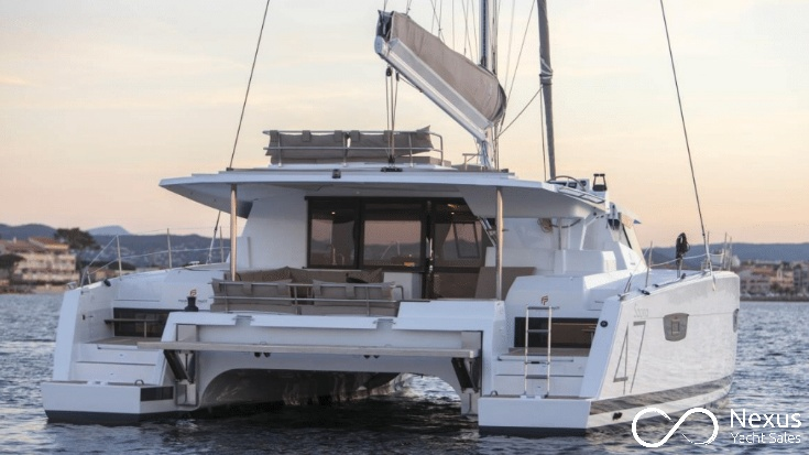 Image of Fountaine Pajot Saona 47 yacht #2