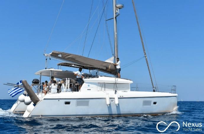Image of Lagoon 421 yacht #14