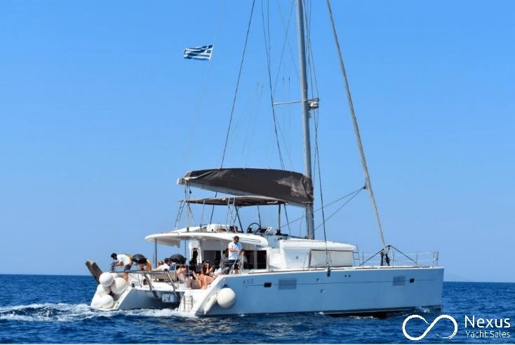 Image of Lagoon 450 yacht #10