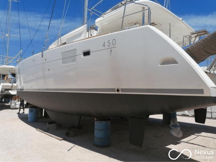 Image of Lagoon 450 yacht #7