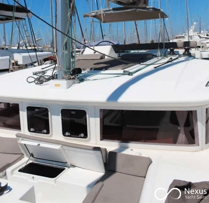 Image of Lagoon 450 Fly yacht #7