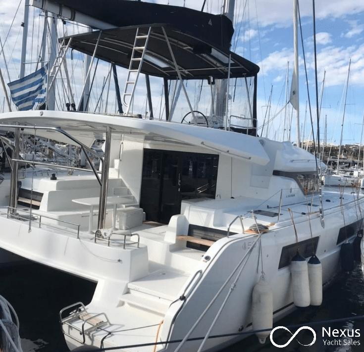 Image of Lagoon 50 yacht #15