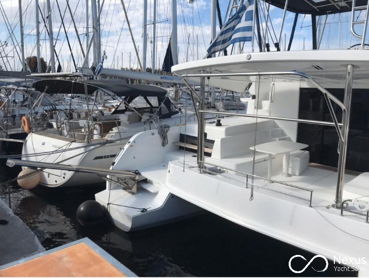 Image of Lagoon 50 yacht #14