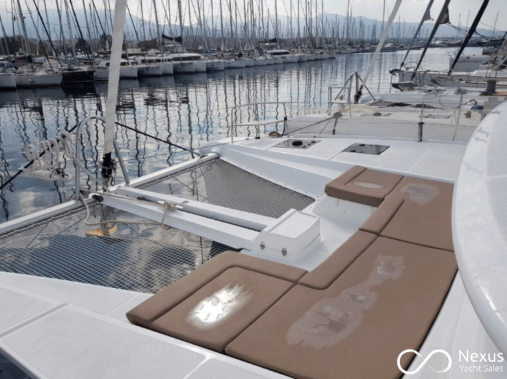 Image of Lagoon 50 yacht #7