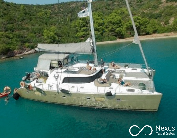Image of Lagoon 500 yacht #2