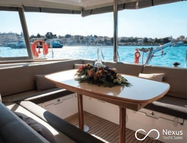 Image of Lagoon 500 yacht #10