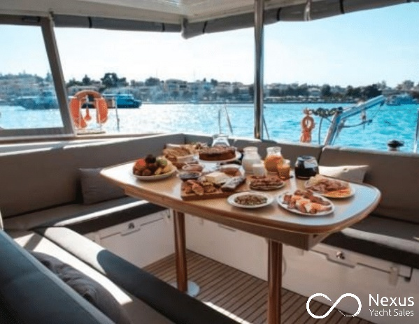 Image of Lagoon 500 yacht #9