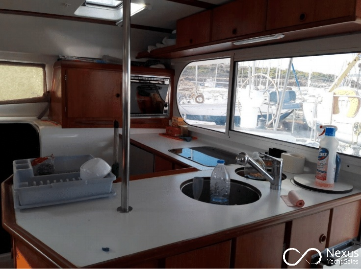 Image of Nautitech 47 yacht #8