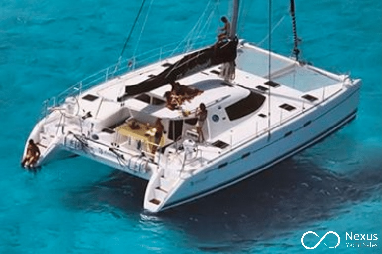 Image of Nautitech 47 yacht #2