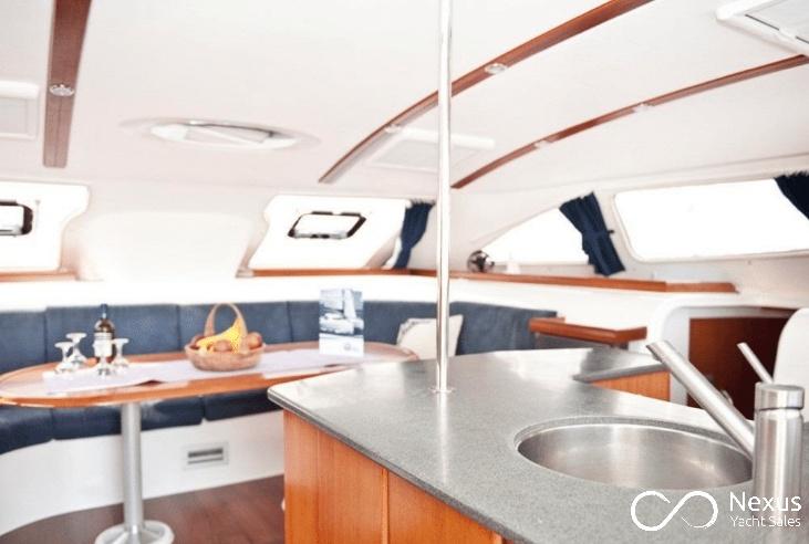 Image of Nautitech 47 yacht #9