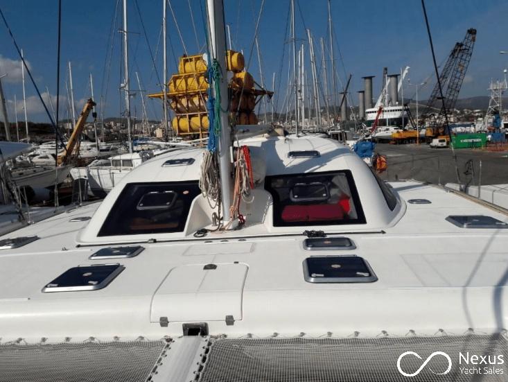 Image of Nautitech 47 yacht #13